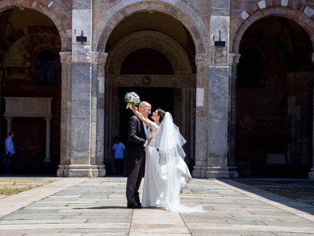 Il matrimonio di Federico e Ludovica a Erba, Como 80