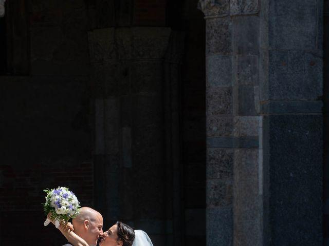 Il matrimonio di Federico e Ludovica a Erba, Como 83