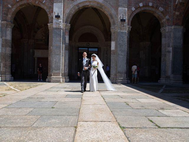 Il matrimonio di Federico e Ludovica a Erba, Como 84