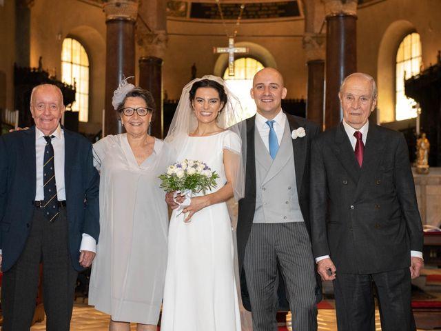 Il matrimonio di Federico e Ludovica a Erba, Como 91