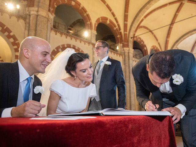 Il matrimonio di Federico e Ludovica a Erba, Como 93