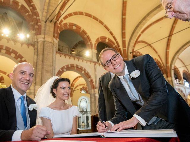 Il matrimonio di Federico e Ludovica a Erba, Como 94