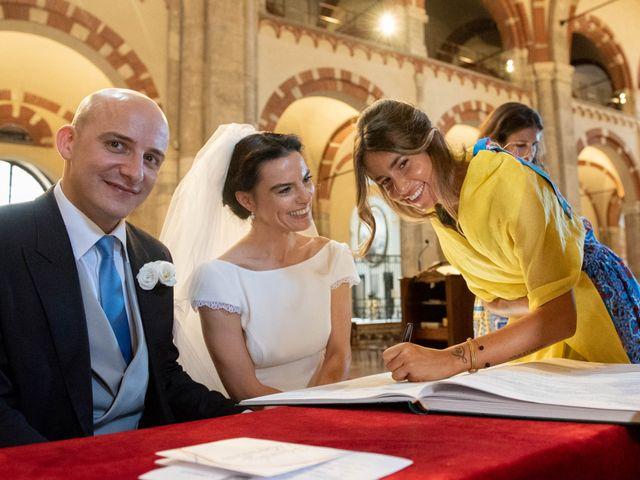 Il matrimonio di Federico e Ludovica a Erba, Como 95