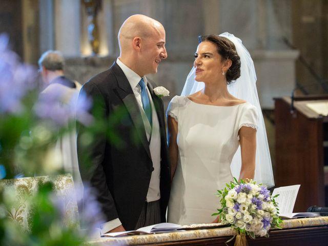 Il matrimonio di Federico e Ludovica a Erba, Como 105