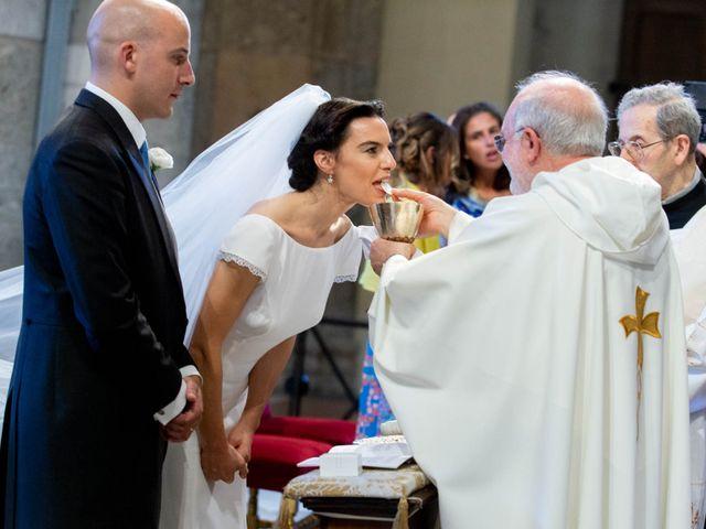 Il matrimonio di Federico e Ludovica a Erba, Como 107