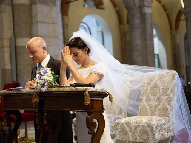 Il matrimonio di Federico e Ludovica a Erba, Como 111
