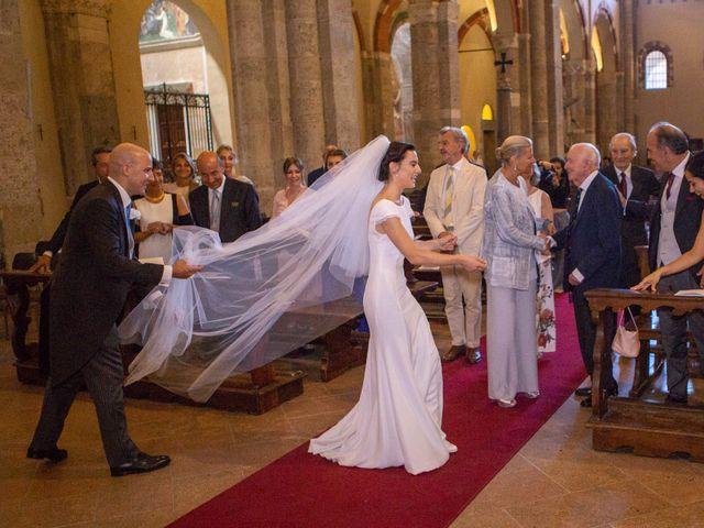 Il matrimonio di Federico e Ludovica a Erba, Como 112