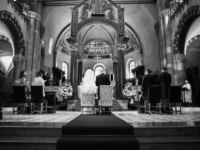Il matrimonio di Federico e Ludovica a Erba, Como 114