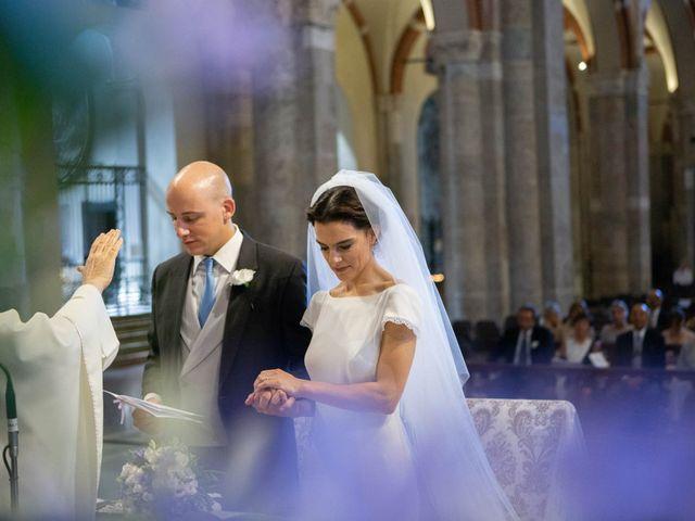 Il matrimonio di Federico e Ludovica a Erba, Como 116