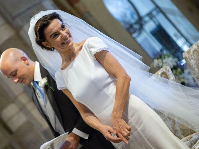 Il matrimonio di Federico e Ludovica a Erba, Como 119