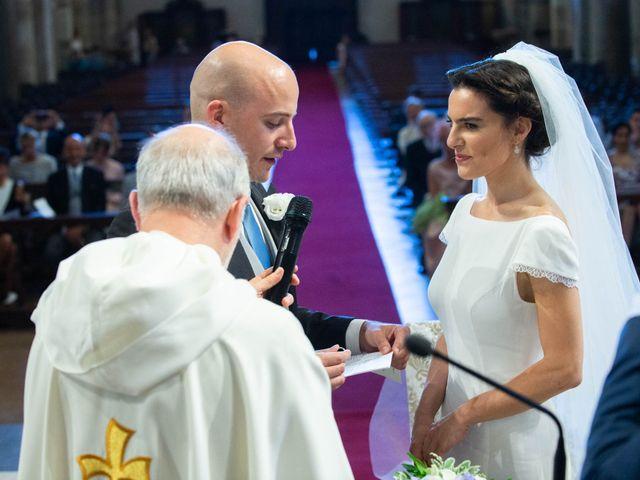 Il matrimonio di Federico e Ludovica a Erba, Como 120