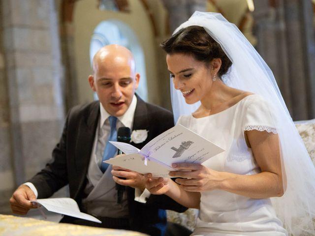 Il matrimonio di Federico e Ludovica a Erba, Como 123