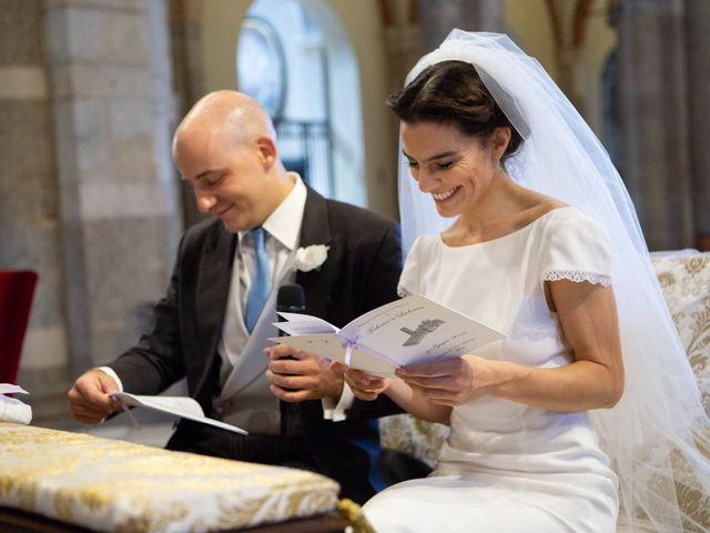 Il matrimonio di Federico e Ludovica a Erba, Como 124