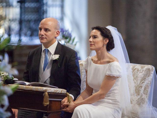 Il matrimonio di Federico e Ludovica a Erba, Como 127