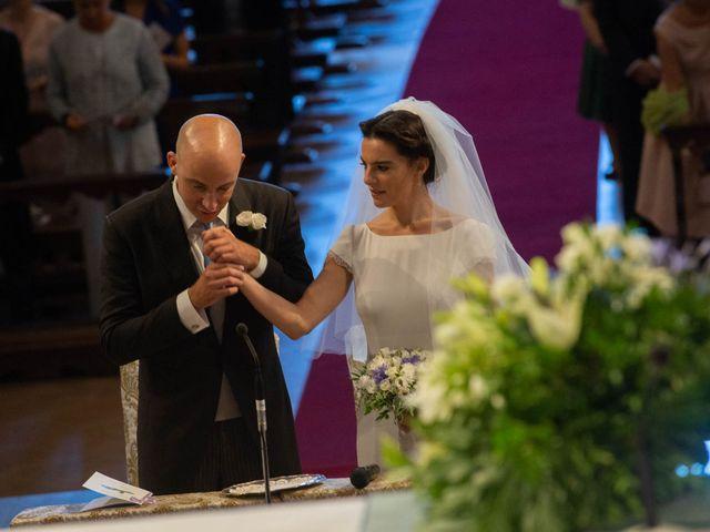 Il matrimonio di Federico e Ludovica a Erba, Como 131