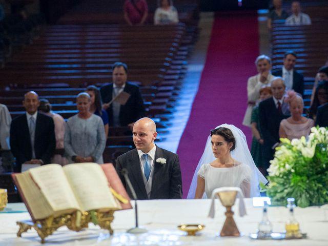 Il matrimonio di Federico e Ludovica a Erba, Como 133