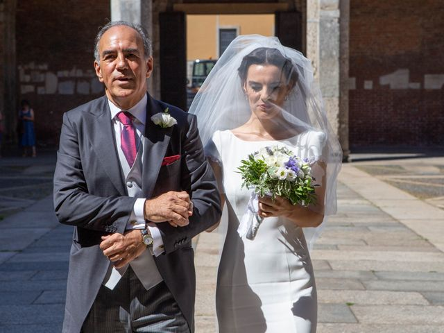 Il matrimonio di Federico e Ludovica a Erba, Como 137