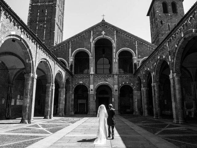 Il matrimonio di Federico e Ludovica a Erba, Como 138