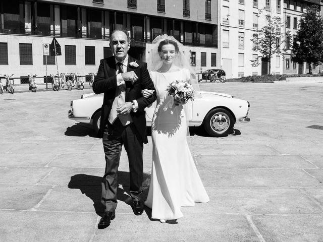 Il matrimonio di Federico e Ludovica a Erba, Como 139