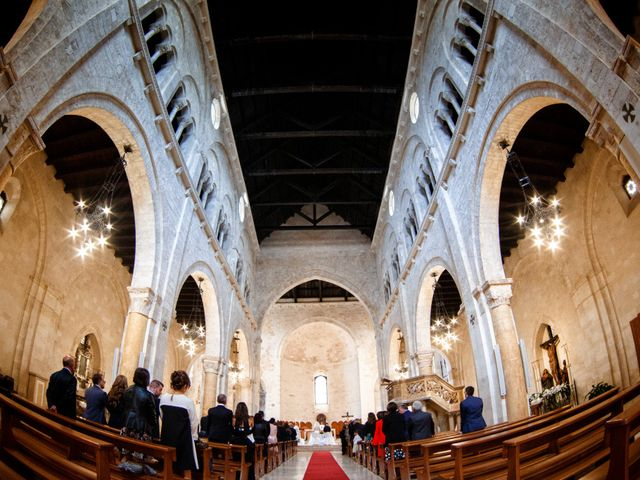 Il matrimonio di Michele e Mariachiara a Bari, Bari 35