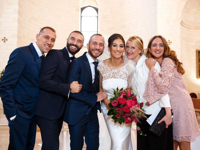 Il matrimonio di Michele e Mariachiara a Bari, Bari 46