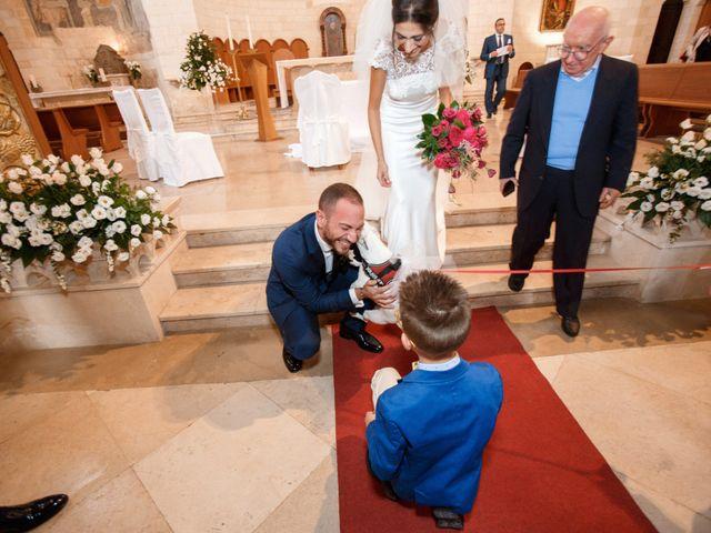 Il matrimonio di Michele e Mariachiara a Bari, Bari 47