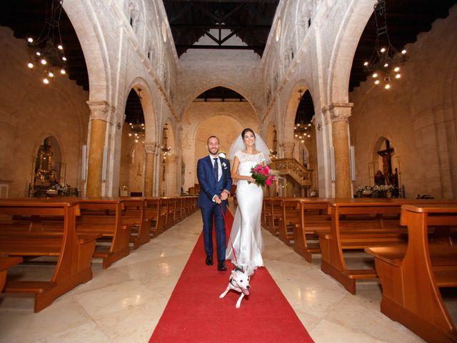 Il matrimonio di Michele e Mariachiara a Bari, Bari 49