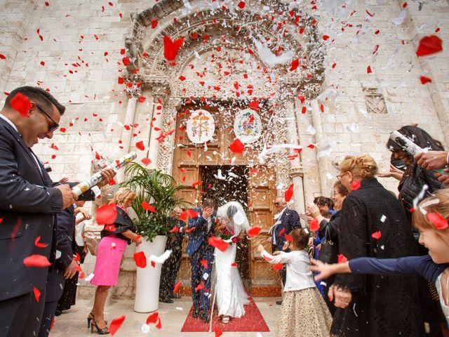 Il matrimonio di Michele e Mariachiara a Bari, Bari 50
