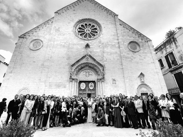 Il matrimonio di Michele e Mariachiara a Bari, Bari 52