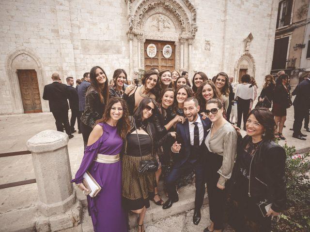 Il matrimonio di Michele e Mariachiara a Bari, Bari 53