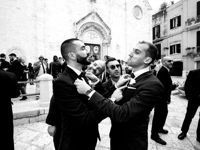 Il matrimonio di Michele e Mariachiara a Bari, Bari 54