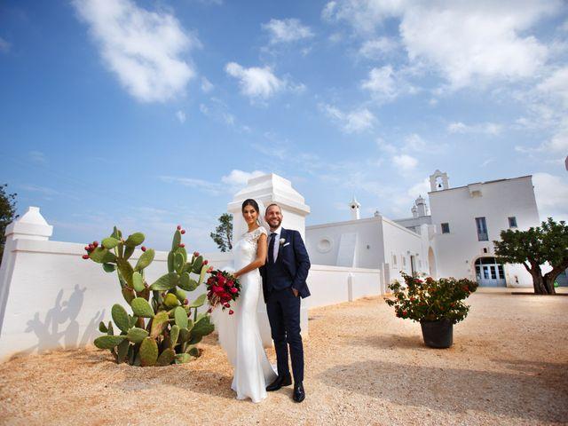 Il matrimonio di Michele e Mariachiara a Bari, Bari 59