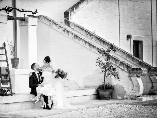 Il matrimonio di Michele e Mariachiara a Bari, Bari 64