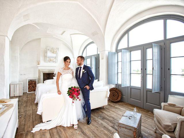 Il matrimonio di Michele e Mariachiara a Bari, Bari 65