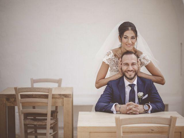 Il matrimonio di Michele e Mariachiara a Bari, Bari 75