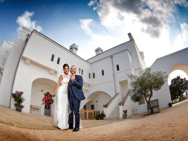 Il matrimonio di Michele e Mariachiara a Bari, Bari 77