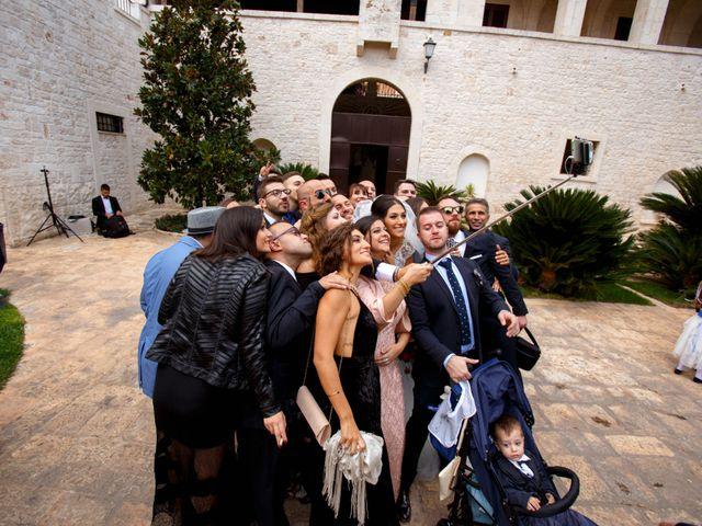 Il matrimonio di Michele e Mariachiara a Bari, Bari 79