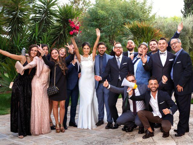 Il matrimonio di Michele e Mariachiara a Bari, Bari 83