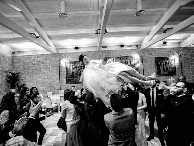 Il matrimonio di Michele e Mariachiara a Bari, Bari 90