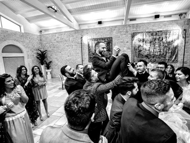 Il matrimonio di Michele e Mariachiara a Bari, Bari 91