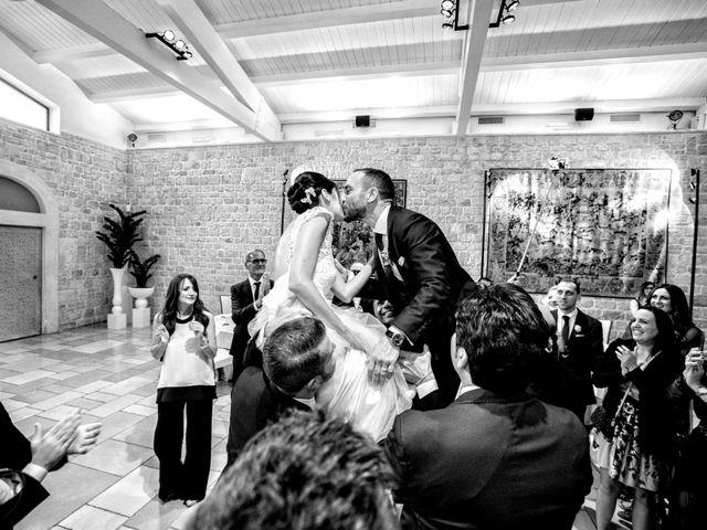 Il matrimonio di Michele e Mariachiara a Bari, Bari 93