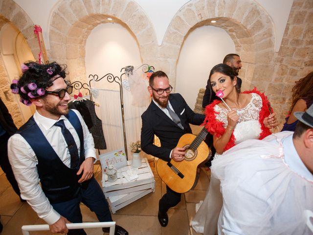 Il matrimonio di Michele e Mariachiara a Bari, Bari 96