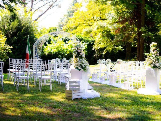 Il matrimonio di Mauro e Eleonora a Tradate, Varese 15