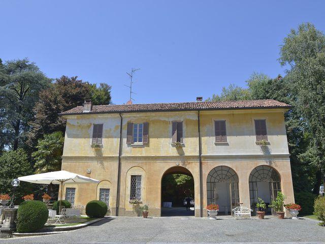 Il matrimonio di Mauro e Eleonora a Tradate, Varese 27