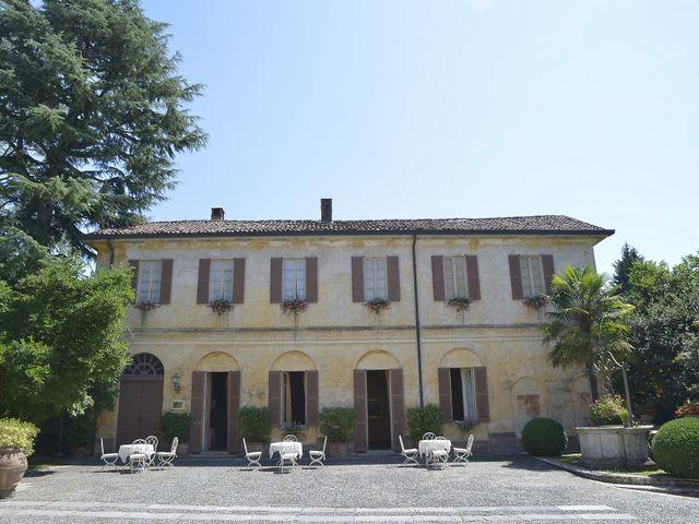 Il matrimonio di Mauro e Eleonora a Tradate, Varese 28