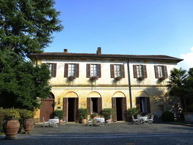 Il matrimonio di Mauro e Eleonora a Tradate, Varese 40