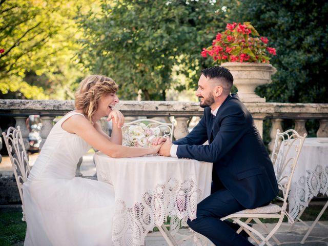 Il matrimonio di Mauro e Eleonora a Tradate, Varese 44