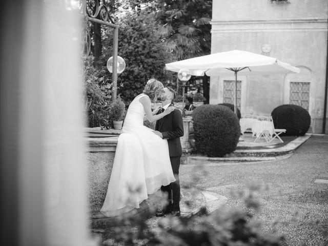Il matrimonio di Mauro e Eleonora a Tradate, Varese 45