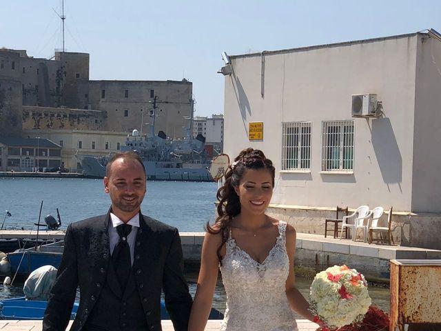 Il matrimonio di Giuseppe  e Paola a Latiano, Brindisi 1