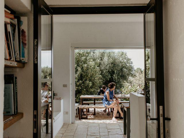 Il matrimonio di Maxime e Katrien a Ostuni, Brindisi 2